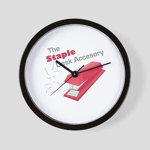 Desk Accesory Wall Clock