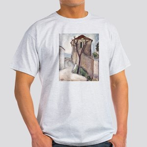 Modigliani -Tree and House T-Shirt