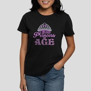 Birthday Princess Women's Dark T-Shirt