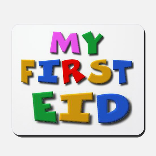 My first Eid Mousepad