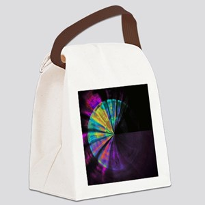 Rotation Canvas Lunch Bag