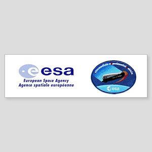 ESA's IXV Logo Sticker (Bumper)