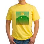 Butt MT Yellow T-Shirt