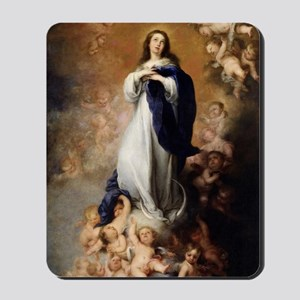 Immaculate Conception by Murillo Mousepad