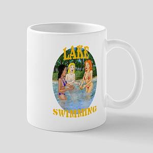 Lake Swimming Mug