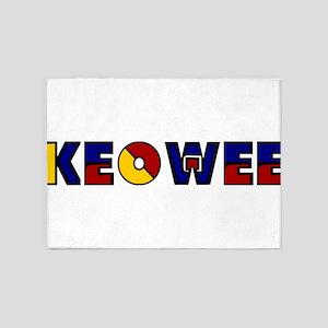 Keowee 5'x7'Area Rug