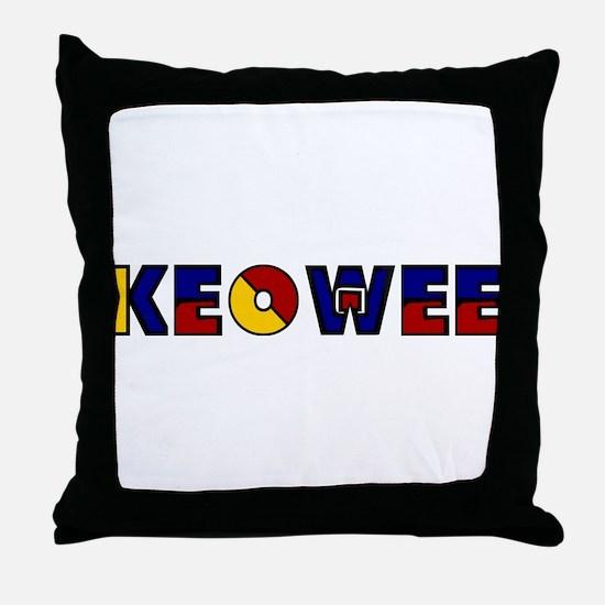 Keowee Throw Pillow