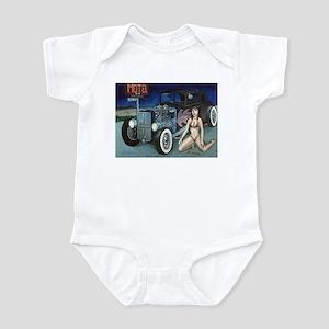 Hot Ride Infant Bodysuit
