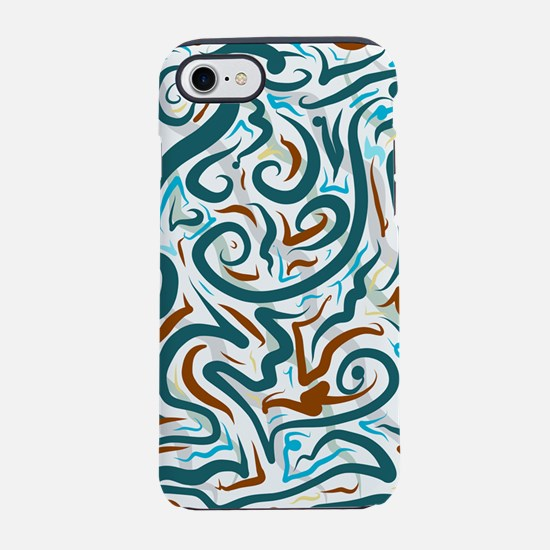 Leslie Harlow Design iPhone 7 Tough Case