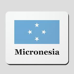 Micronesia Mousepad