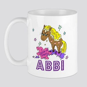 I Dream Of Ponies Abbi Mug
