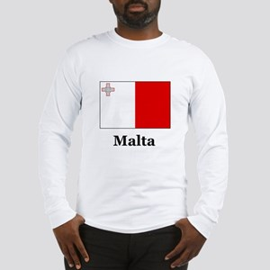 Malta Long Sleeve T-Shirt