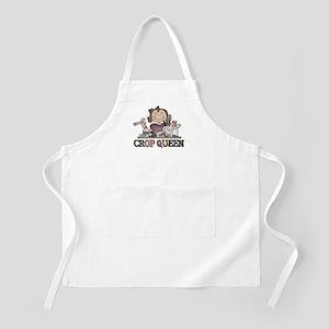 Crop Queen BBQ Apron