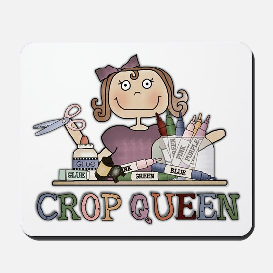 Crop Queen Mousepad 2