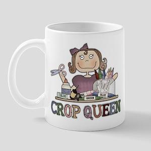 Crop Queen Mug