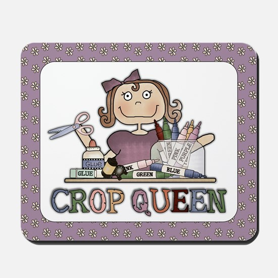 Crop Queen Mousepad