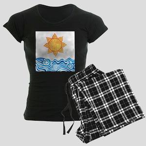 Sun and Sea Pajamas