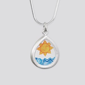 Sun and Sea Necklaces