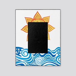 Sun and Sea Picture Frame