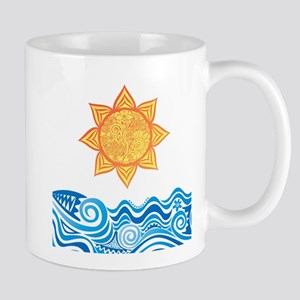Sun and Sea Mugs