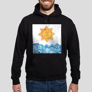 Sun and Sea Hoodie