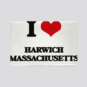 I love Harwich Massachusetts Magnets