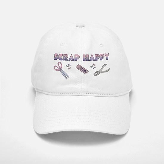 Scrap Happy Baseball Baseball Cap