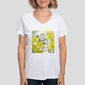 Vintage daffodils T-Shirt