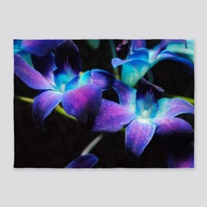 Blue Purple Area Rugs Cafepress