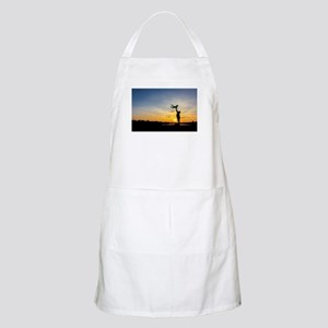 father ans son Light Apron