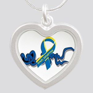 Down Syndrome Awareness Design with Added Ribbon N
