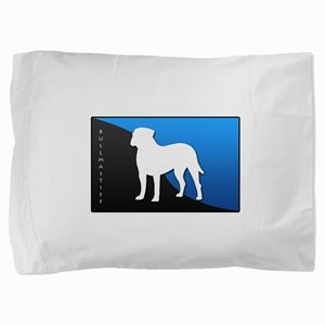2-blueblack.png Pillow Sham
