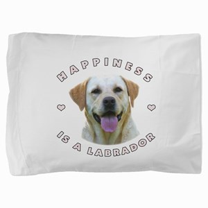 2-happiness Pillow Sham