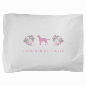 16-pinkgray Pillow Sham