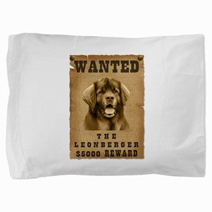 25-Wanted _V2 Pillow Sham