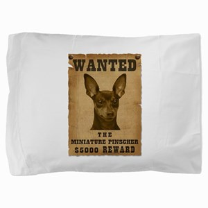 8-Wanted _V2.png Pillow Sham