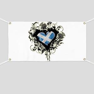 Scottish Heart Banner