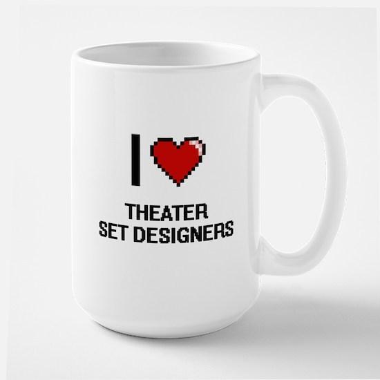 I love Theater Set Designers Mugs