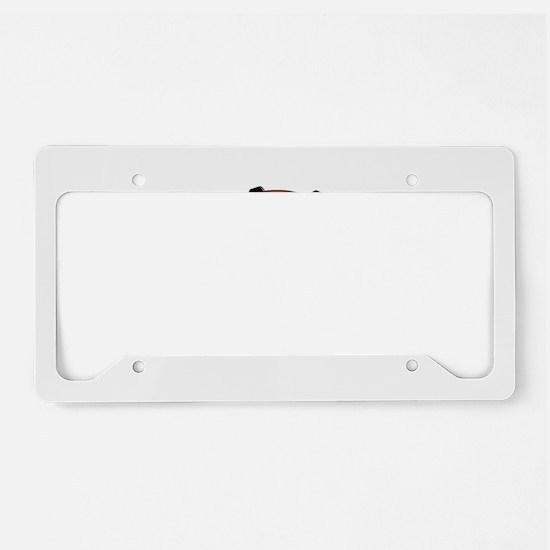 VK 80-90 License Plate Holder