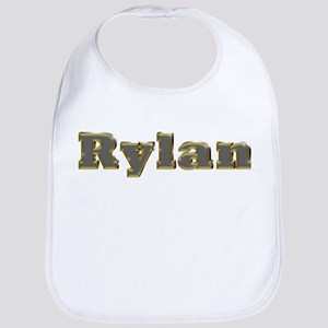 Rylan Gold Diamond Bling Bib
