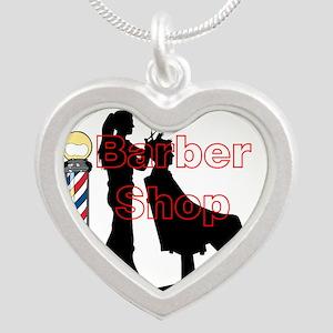 Lady Barber Shop Design Necklaces
