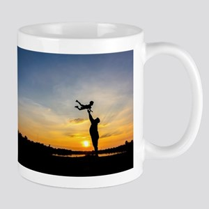 father ans son Mugs