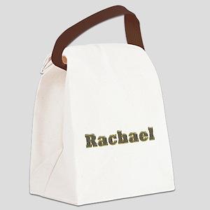 Rachael Gold Diamond Bling Canvas Lunch Bag