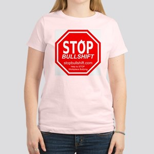 Stopbullshift Women's Light T-Shirt