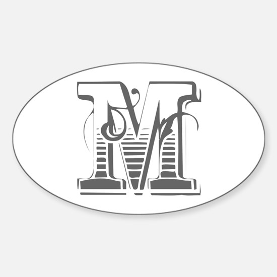 M-Max gray Decal