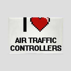 I love Air Traffic Controllers Magnets