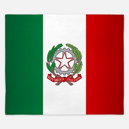 Italia King Duvet