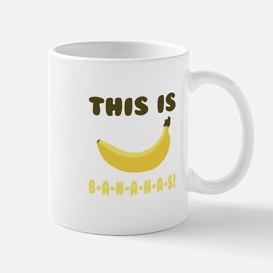 This Is Bananas Mugs