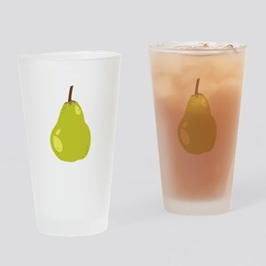 Pear Drinking Glass