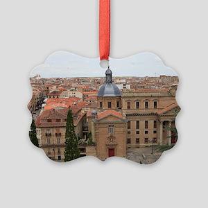 Salamanca Picture Ornament